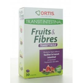 Fruits&Fibres Transit Facile 30 comprimés