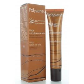 Fluide Embellisseur de Teint SPF30 Polysianes 40 ml