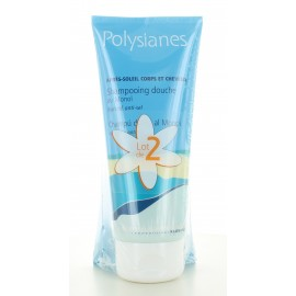 Shampooing Douche au Monoï Polysianes 2X200 ml