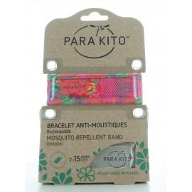 Bracelet Anti-moustiques Tropical Para Kito