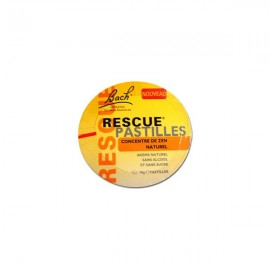RESCUE BACH ORIGINAL ORANGE PASTILLES 50G