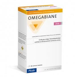 Omegabiane DHA Pileje 80 capsules