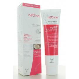 Crème Dépilatoire avec applicateur Netline 100 ml