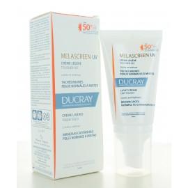 Crème Légère Melascreen UV SPF50+ Ducray 40 ml