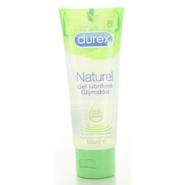 Gel Lubrifiant Naturel Durex 100 ml