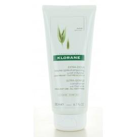 Baume Après-shampooing Extra Doux Lait d'Avoine Klorane 200 ml