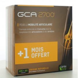 GCA 2700 120 comprimés + 1 mois offert