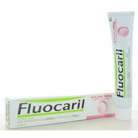 Dentifrice Fluocaril Dents Sensibles Bi-Fluoré 145mg 75 ml