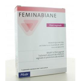Feminabiane Flore Vaginale 7 comprimés + Applicateur