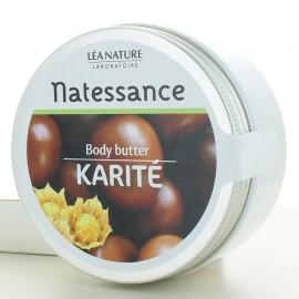 Beurre Corporel Karité Natessance 200 ml