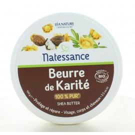 Beurre de Karité Bio Natessance 100 g