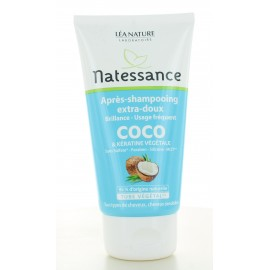 Après-shampooing Extra-Doux Coco Natessance 150 ml