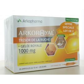 Gelée Royale ArkoRoyal 1000 mg 2X20 ampoules