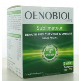 Oenobiol Capillaire Sublimateur 180 capsules
