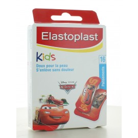 Elastoplast Kids Cars 16 pansements