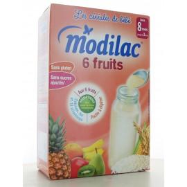 Modilac 6 Fruits 300 g