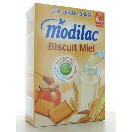 Modilac Biscuit Miel 300 g