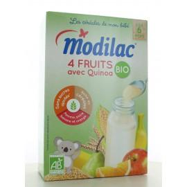Modilac 4 Fruits et Quinoa 230 g