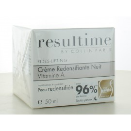 Crème Redensifiante Nuit Resultime 50 ml