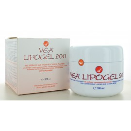Gel Lipophile Vea Lipogel 200 ml