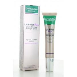 Lift Effect Plus Yeux et Lèvres Dermatoline Cosmetic 15 ml