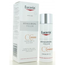 CC Cream Hyaluron Filler Medium Eucerin 50 ml