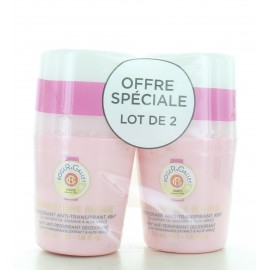 Déodorant Bille Gingembre Rouge Roger&Gallet 2X50 ml