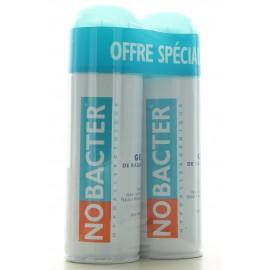 Gel de Rasage Nobacter 2X150 ml