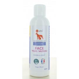 Lotion Face/Yeux/Museau Up Véto 100 ml