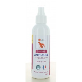 Lotion Anti-puce Chien&Chat Up Véto 100 ml