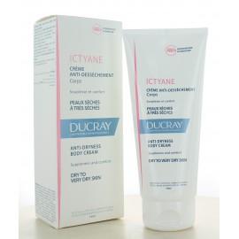 Crème Anti-dessèchement Corps Ictyane Ducray 200 ml