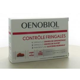 Oenobiol Contrôle Fringales 50 gommes à mâcher