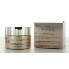 Baume Nuit Nutri-Fortifiant Nuxuriance Gold Nuxe 50ml
