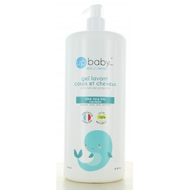 Gel Lavant Corps et Cheveux Up Baby 750ml