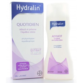 HYDRALIN QUOTIDIEN GEL LAVANT 200 ml