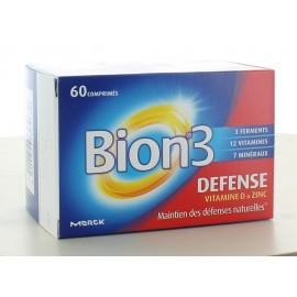 Bion 3 Défense 60 comprimés