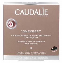 Compléments Alimentaires Anti-oxydant Vinexpert Caudalie 30 capsules