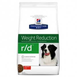Croquettes Hill's Prescription Diet Weight Reduction r/d Chien 12kg