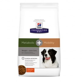 Croquettes Hill's Prescription Diet Canine Metabolic+Mobility Weight+Joint Care 12kg