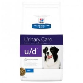 Croquettes Hill's Prescription Diet Canine Urinary Care u/d 12kg