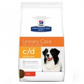 Croquettes Hill's Prescription Diet Canine Urinary Care c/d Multicare 5kg