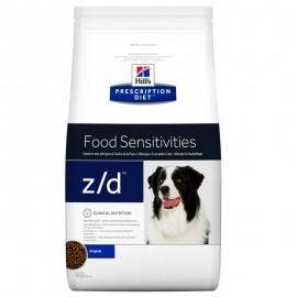Croquettes Hill's Prescription Diet Canine Food Sensitivities z/d 3kg