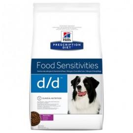 Croquettes Hill's Prescription Diet Canine Food Sensitivities d/d 5kg