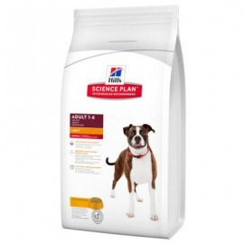 Croquettes Hill's Science Plan Canine Adult 1-6 Light Medium 12 kg