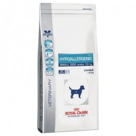 Croquettes Royal Canin Veterinary Diet Hypoallergenic HSD24 Petits Chiens 3.5 kg