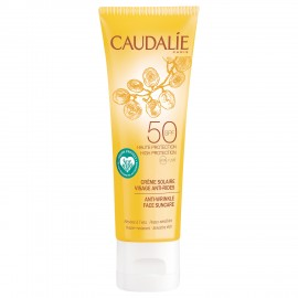 Crème Solaire Visage Anti-rides SPF50 Caudalie 50ml