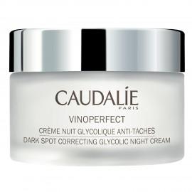 Crème Nuit Glycolique Anti-taches Vinoperfect Caudalie 50ml