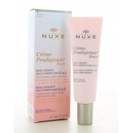 Base Lissante Multi-perfection Crème Prodigieuse Boost Nuxe 30ml