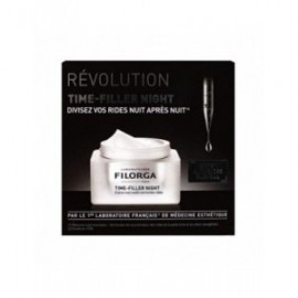 Crème Multi-correction Rides Time-Filler Night Filorga 50ml