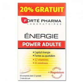 ENERGIE POWER ADULTE BT56